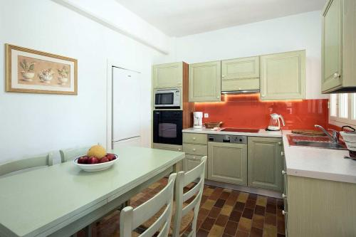 Villa Anastassia Kitchen